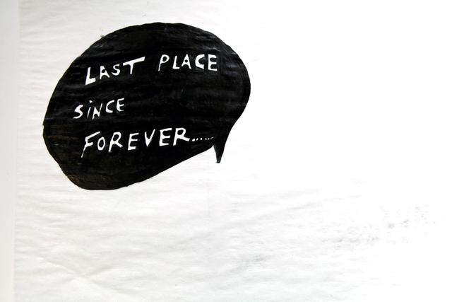 , 'Last Place,' 2014, Barbara Gross