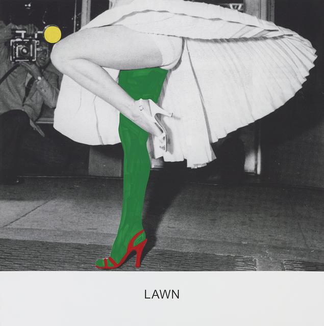 , 'LAWN,' 2015, Mai 36 Galerie
