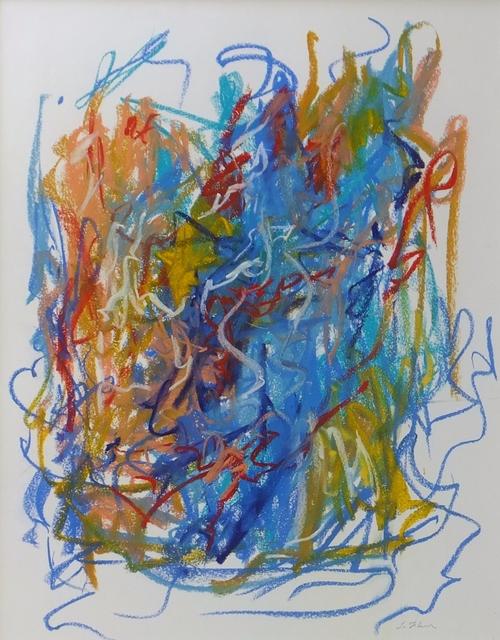 , 'Untitled, Pastel   Series #7,' 2014, Lawrence Fine Art