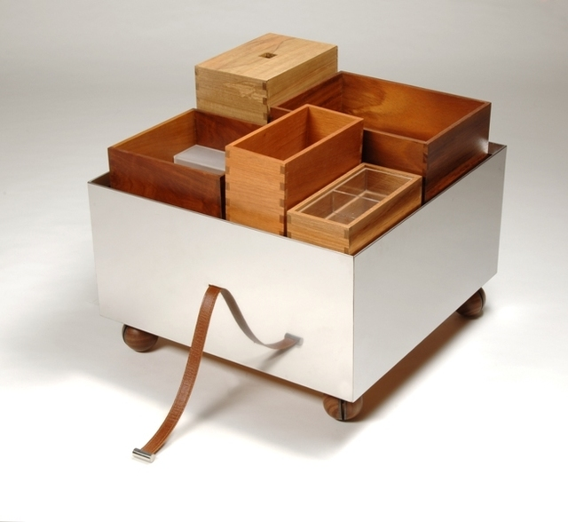 , 'Toto Tea Trolley,' 2006, ETEL