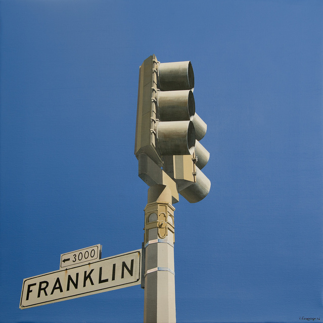 , 'Franklin,' 2016, CK Contemporary