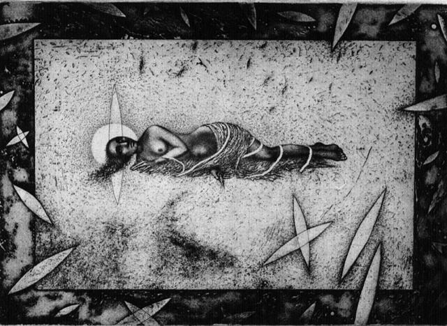 nele zirnite, 'Diffusion', 1992, Turner Carroll Gallery