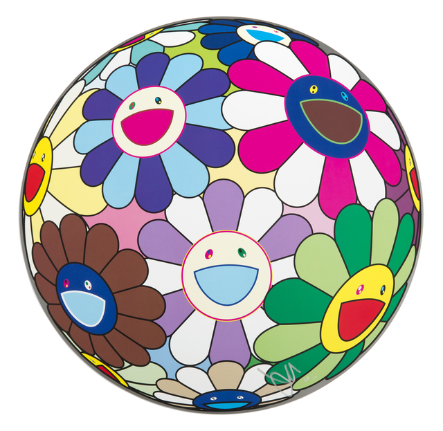 Takashi Murakami, 'Flower Dumpling', 2013, Julien's Auctions