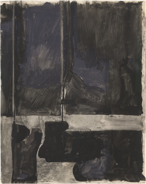 , 'Untitled (CR no. 4125),' 1973, L.A. Louver
