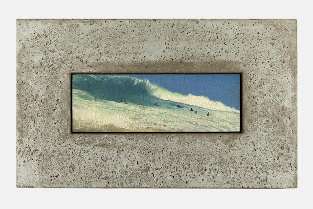 , 'Capture: Wave Lumahai Beach 01,' 2017, Duran Mashaal