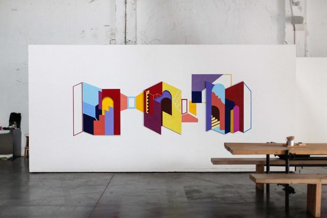 , 'Installation Genius Loci,' 2019, Artig Gallery