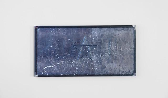 Gilberto Zorio, 'Stella di piombi', 2002, Galerie Xippas