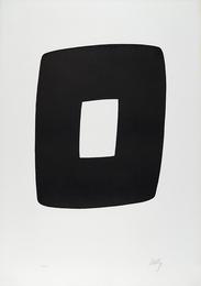 Black with White (Noir avec Blanc) from Portfolio/Series Suite of Twenty-Seven Lithographs