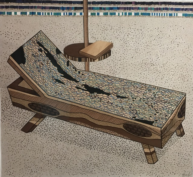 Abel Barroso, 'Lounge Chair', 2014, Discoveries In Art