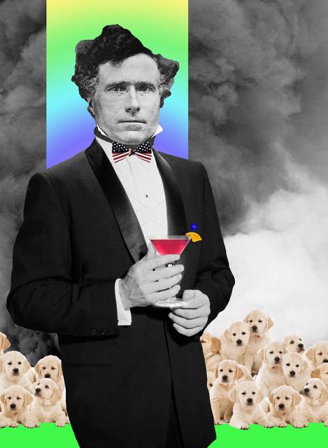 , 'Franklin Pierce,' 2018, Foto Relevance