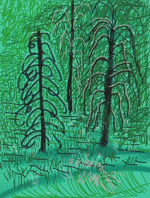 """, ' """"Untitled No. 16"""" from """"The Yosemite Suite"""",' 2010, L.A. Louver"""