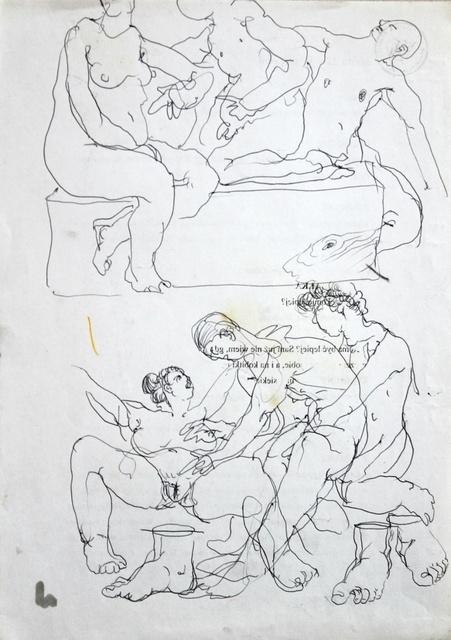 , 'Hidden,' ca. 1970, Gallery Katarzyna Napiorkowska | Warsaw & Brussels