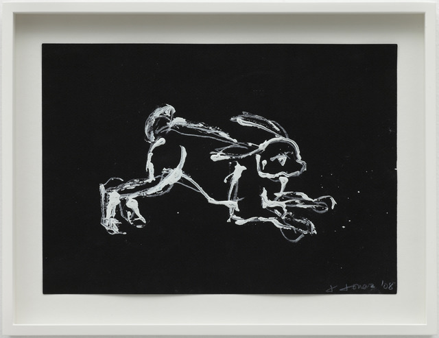 , 'Rabbit II, Reading Dante,' 2008, Wilkinson