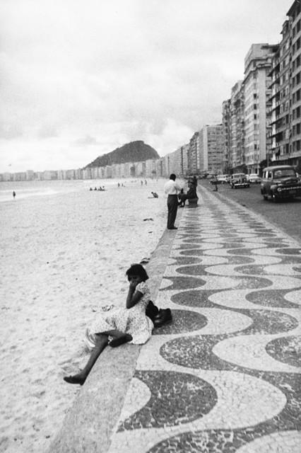 Caio Mario Garrubba, 'Rio de Janeiro, Copacabana', years 1950/1960, Finarte