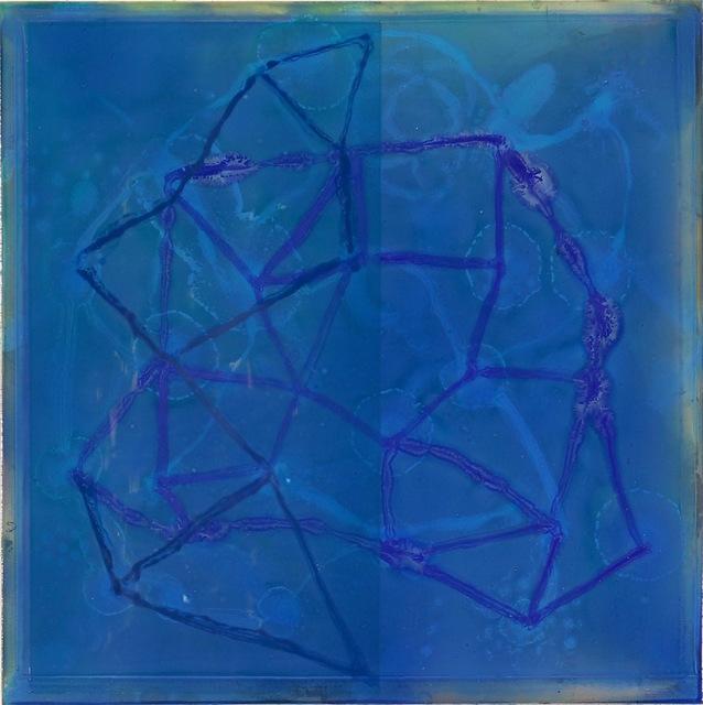 ", '""After Philippe de Champain's Madona"",' 2016, Novado Gallery"
