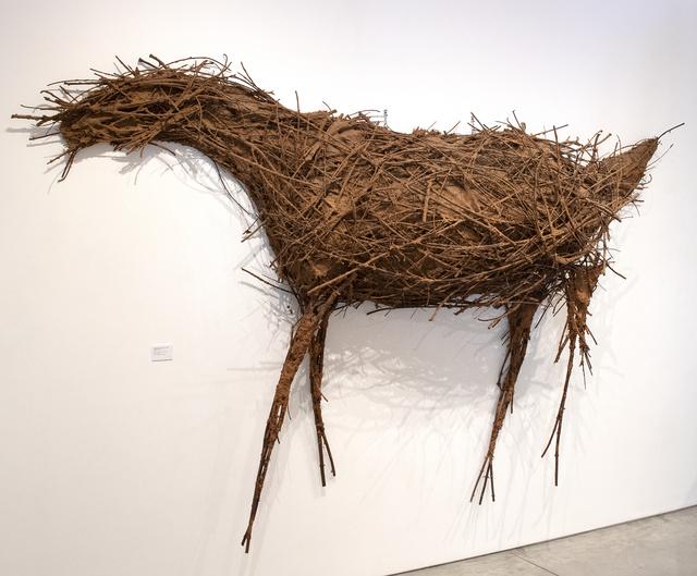 Deborah Butterfield, 'Untitled (Horse)', 1981, Heather James Fine Art