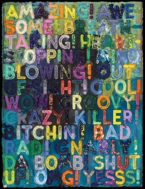 , 'Amazing,' 2018, Rosenbaum Contemporary