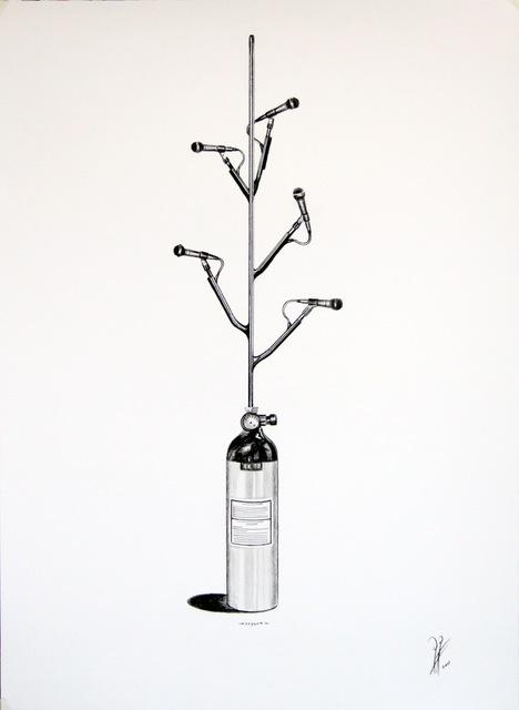 , 'oxigeno,' 2011, Casado Santapau