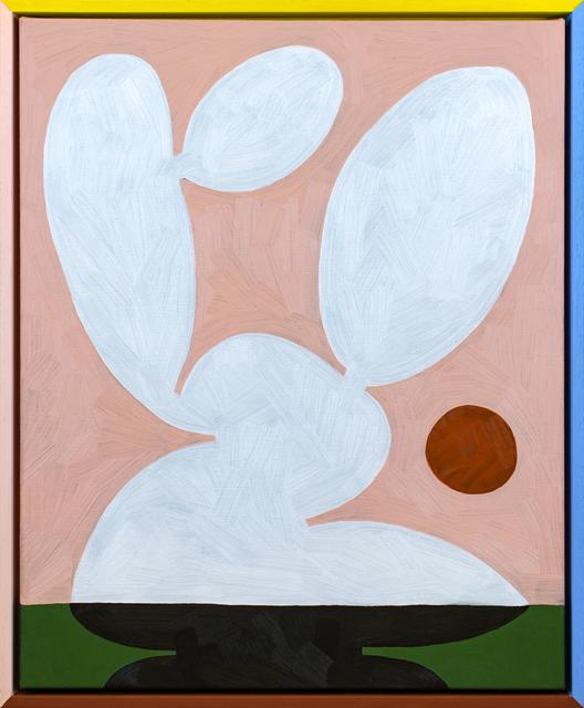 , 'Cactus With Sun,' 2018, PUBLIC Gallery