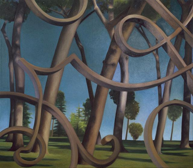 , 'Ohne Titel (Landschaft),' 1998, Ludorff