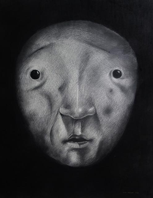 Iwan Effendi, 'Daydreaming face #3', 2019, Mizuma Art Gallery