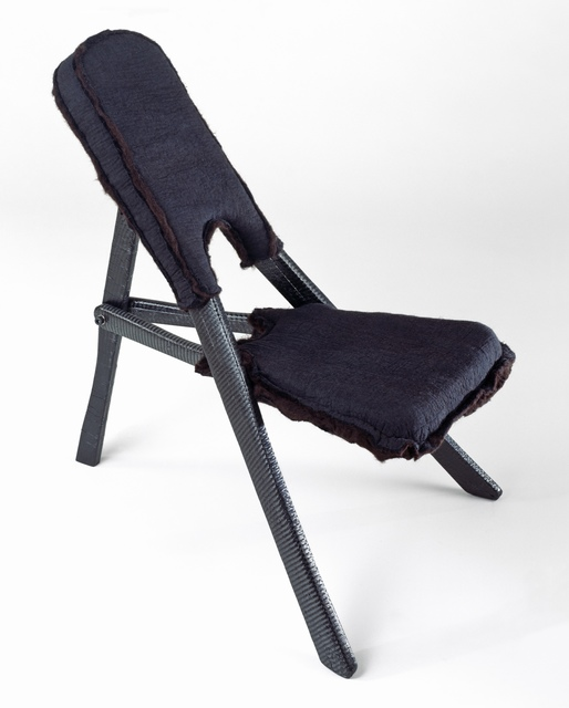 , 'Kasese chair prototype,' 1999, San Francisco Museum of Modern Art (SFMOMA)