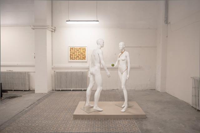 , 'Pleasure Principles,' 2014, Fondation d'Entreprise Galeries Lafayette