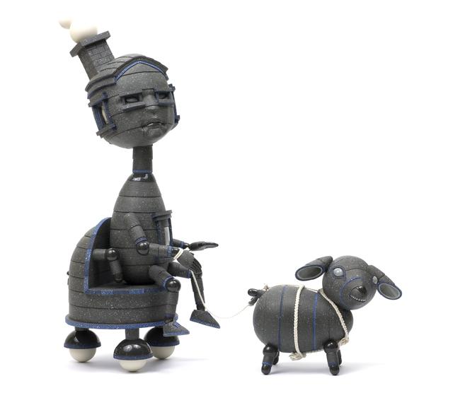, 'Black Sheep,' 2016, Abmeyer + Wood Fine Art