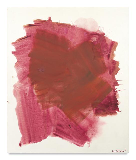 , 'Grief,' 1961, Miles McEnery Gallery