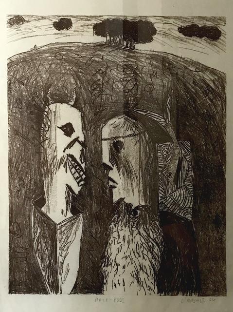 Colbert Mashile, 'Naka Pedi', 2005, David Krut Projects