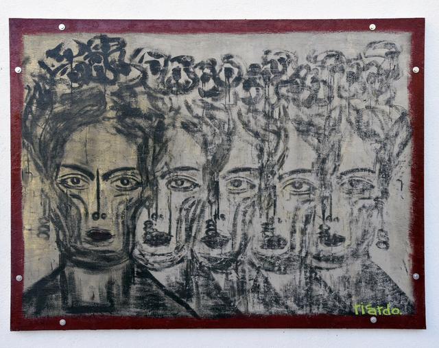 , 'Series Las Caras de Frida II,' 2018, Contemporary Art Projects USA