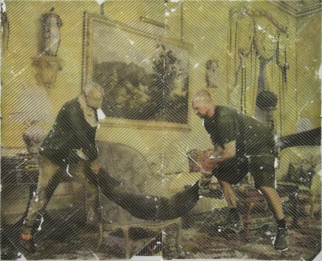, 'Untiltled,' 2010, Muriel Guépin Gallery
