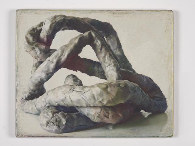 , 'Untitled (Structure 2),' 2014, SCHEUBLEIN + BAK