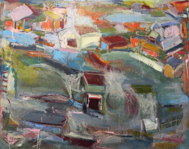 , 'Seaside Cathedral,' 2018, AMP: Art Market Provincetown