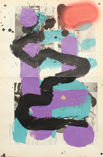 , 'Line & Color D,' 2018, Art Attack SF