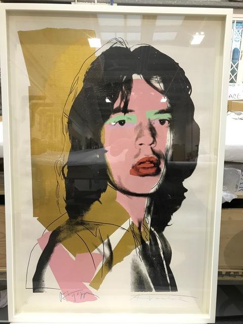 Andy Warhol, 'Mick Jagger ', 1975, Coskun Fine Art