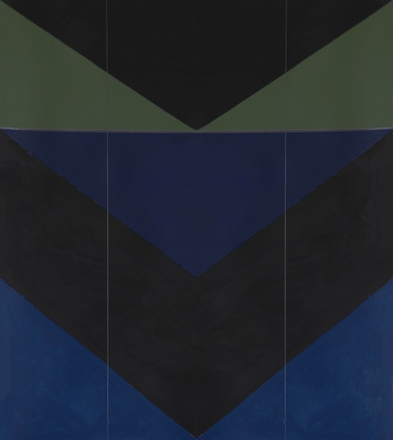Fanny Sanin, 'Untitled Composition No. B.', 2018, Durban Segnini Gallery