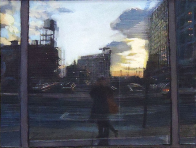 , 'Blinds,' 2017, Cerulean Arts