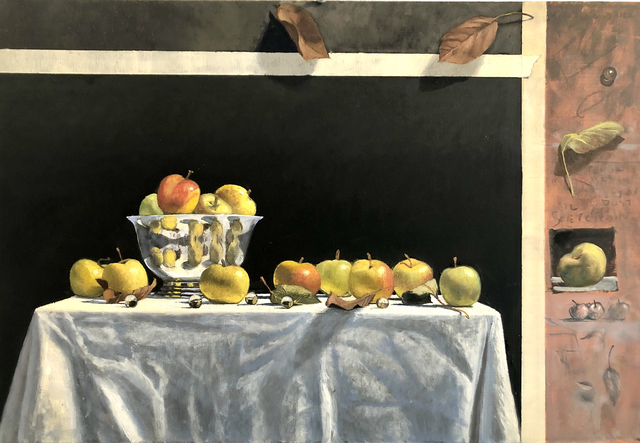 , 'Painting Still,' 2019, Eckert Fine Art