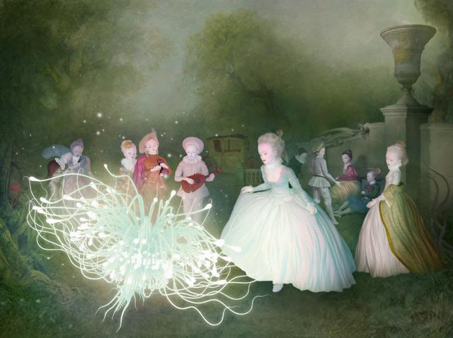 Ray Caesar, 'Festival of Light', 2018, GALERIE BENJAMIN ECK