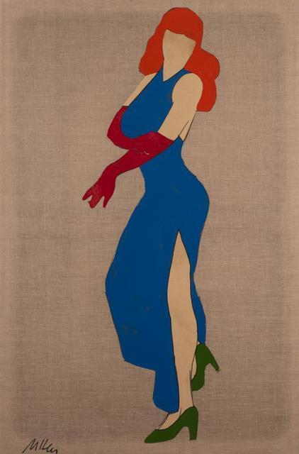 Marco Lodola, 'Pin Up', 2000, Itineris