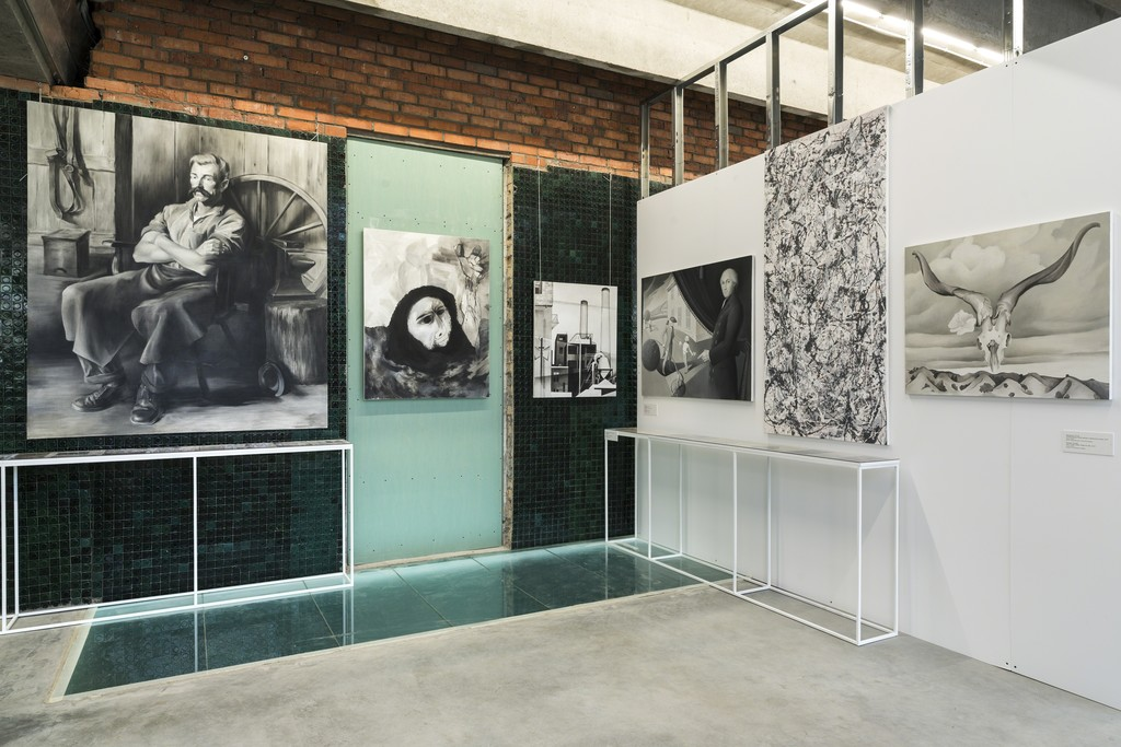 "Installation view of ""Face-to-Face: The American National Exhibition in Moscow, 1959/2015"" in ""Field Research: A Progress Report"" (2015), Garage Museum of Contemporary Art, Moscow. Photo: Egor Slizyak © Garage Museum of Contemporary Art"