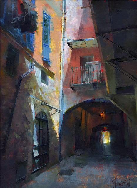 , 'Passage of Light,' 2018, Abend Gallery