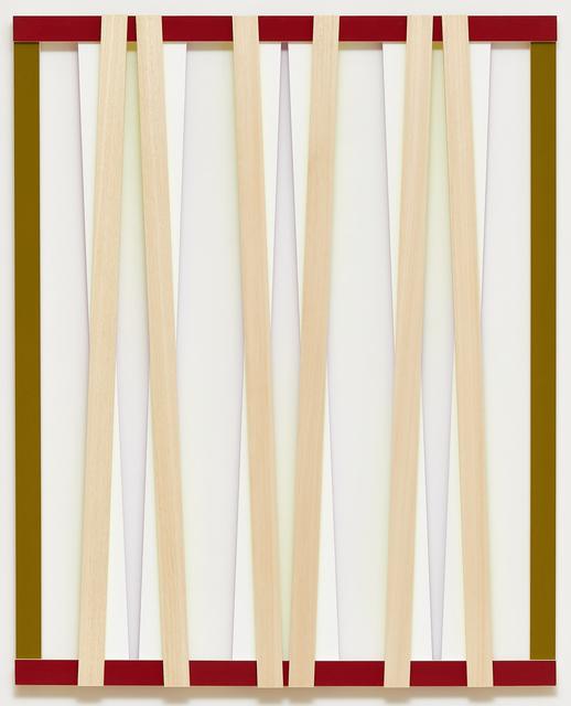 , 'Diagonal N°5,' 2016, Hverfisgallerí