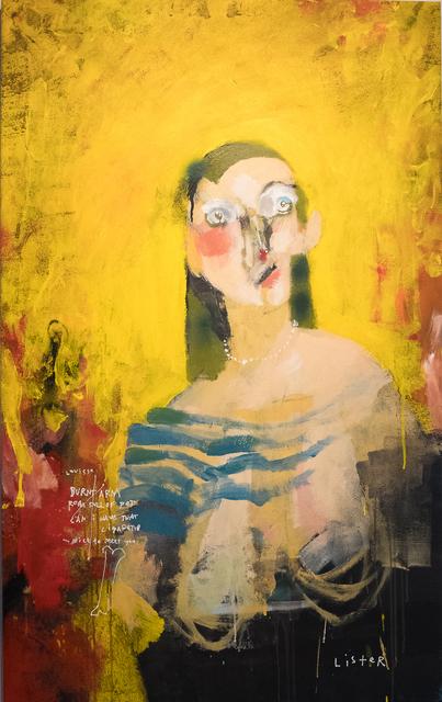 , 'Louise,' 2018, Urban Spree Galerie