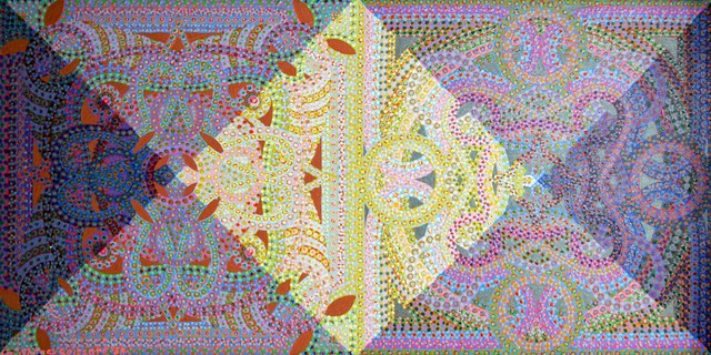, 'Criss - Cross,' 1984, Anita Shapolsky Gallery