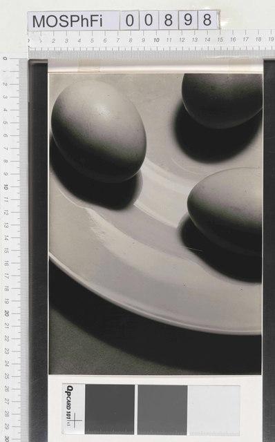 , 'Eggs on Plate (Eier auf Teller),' 1929, Los Angeles County Museum of Art