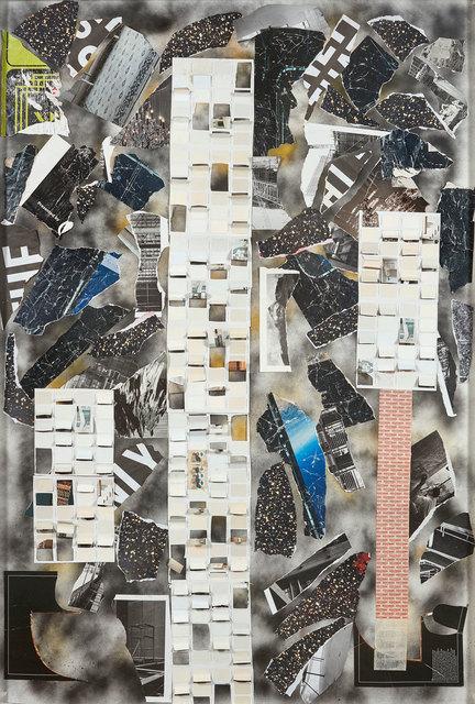 , 'Maps of lima,' 2016, Galería Lucia de la Puente