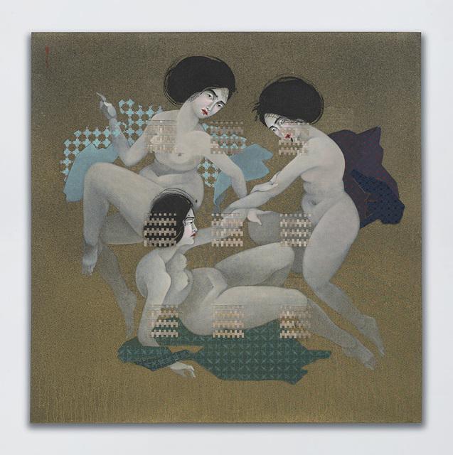 , 'Mnemonic Artifact 4,' 2017, Jack Shainman Gallery