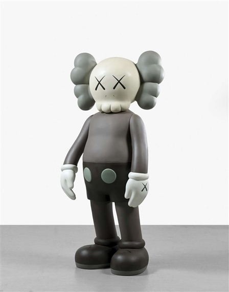 KAWS, '4 FOOT COMPANION (BROWN)', 2009, Marcel Katz Art